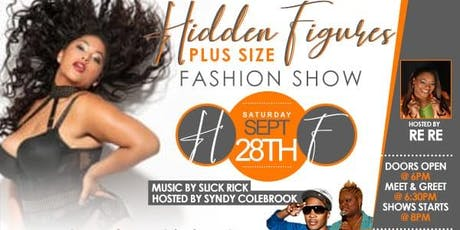 U Magazine Presents Hidden Figures Plus Size Fashion Show  tickets