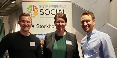 Stockholm Entrepreneur Social at Epicenter Stockholm