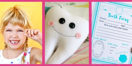 Toothfairy Pillow Sewcial with Fellow Mommy and Gal Pal Melissa Murphy tickets