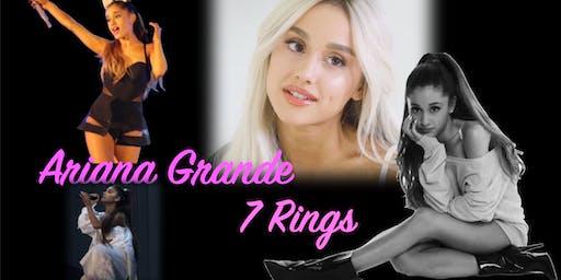 Ariana Grande Heels Workshop
