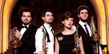 Arcis Saxophone Quartet + pre-concert talk tickets