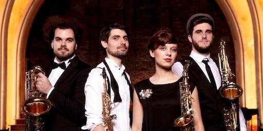 Arcis Saxophone Quartet + pre-concert talk