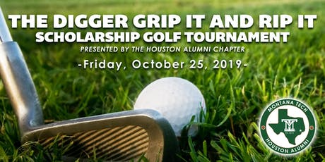 First Annual Digger Grip It & Rip It Scholarship Tournament tickets