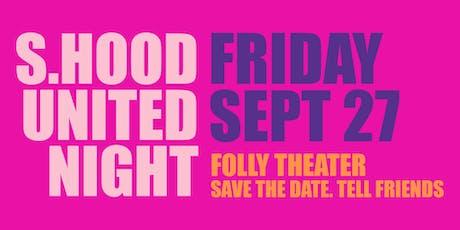 Sisterhood United Night at The Folly tickets