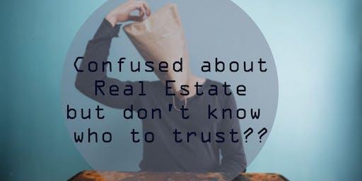 Free Real Estate Q&A Seminar - NO obligation!