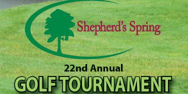 Shepherd's Spring 22nd Annual Golf Tournament