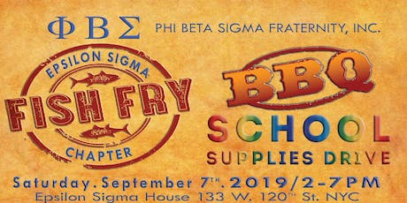 Fish Fry and BBQ School Supply Drive tickets