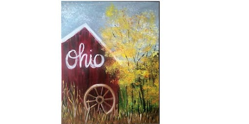 Dayton American Legion Post 619 - Ohio Barn - Paint Party