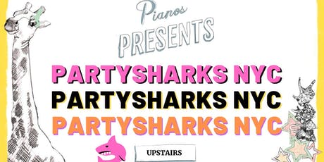 PARTYSHARKS NYC (FREE) tickets