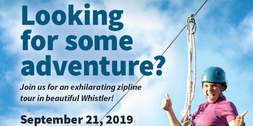 Whistler Zipline Trip