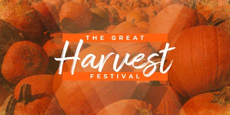 The Great Harvest Festival tickets