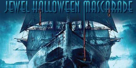 Fri 10/25 MixxCruise Halloween Masquerade Party Cruise aboard the MixxJewel tickets