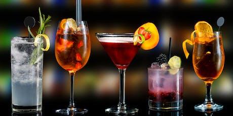La Bella Vita – An Italian-themed Dinner and Cocktail Pairing tickets