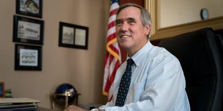 Meet Senator Jeff Merkley presented by Books & Books tickets