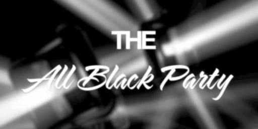 End Of The Summer All Black Party on The Rooftop