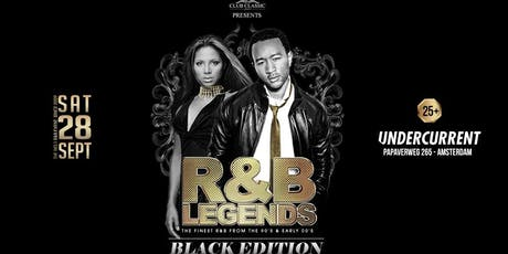 R&B Legends Black Edition  tickets