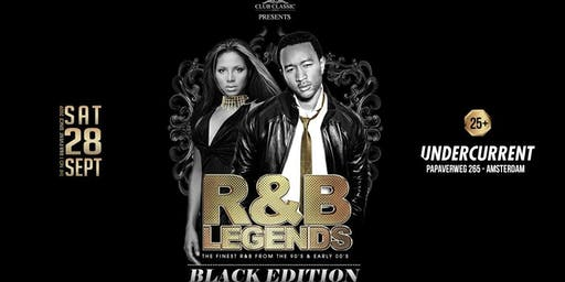 R&B Legends Black Edition
