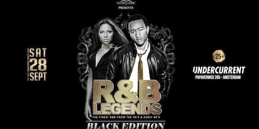 R&B Legends Black Edition