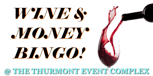 Wine & Money Bingo