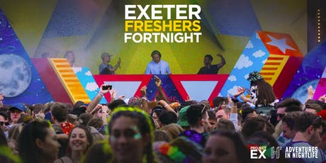 EXETER FRESHERS FORTNIGHT WRISTBAND '19 tickets