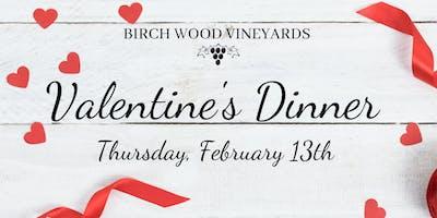 Five Course Valentine's Dinner
