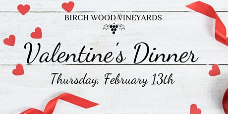 Five Course Valentine's Dinner tickets