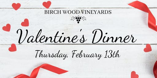 Five Course Valentine's Dinner