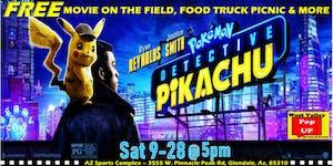 Az Sports Complex Free Movie on the Field, Food Truck...