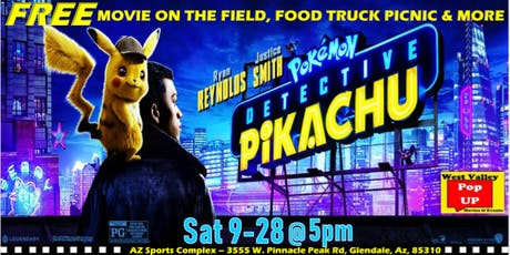 Az Sports Complex Free Movie on the Field, Food Truck Picnic & MORE! Sat 9/28 tickets