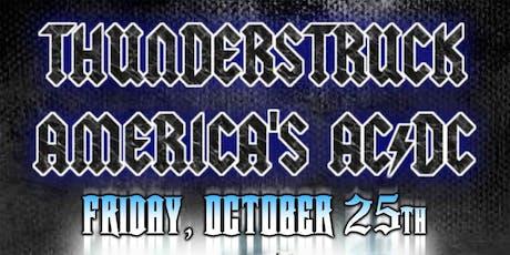 Thunderstruck America's AC/DC tickets