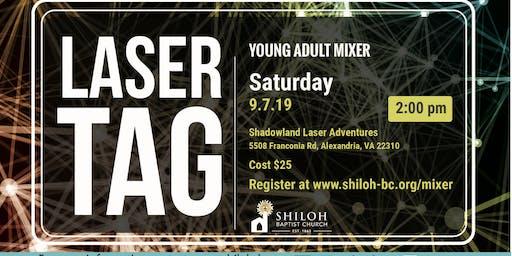 Shiloh Baptist Church Laser Tag Adventure