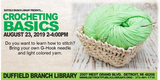Crocheting Basics