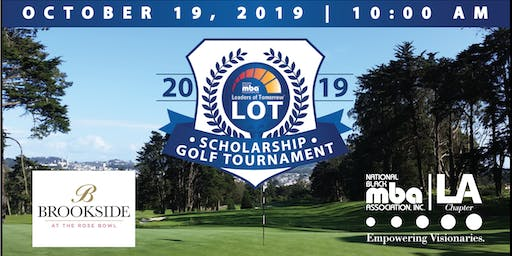 NBMBAA of Los Angeles - Leaders of Tomorrow Scholarship Golf Tournament