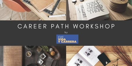 Taller 7: Career Path Workshop -09 Oct 19 boletos