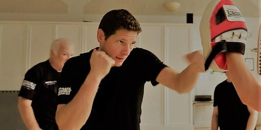 Intro to Krav Maga self defence workshop