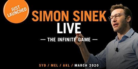 Simon Sinek LIVE (Auckland) tickets