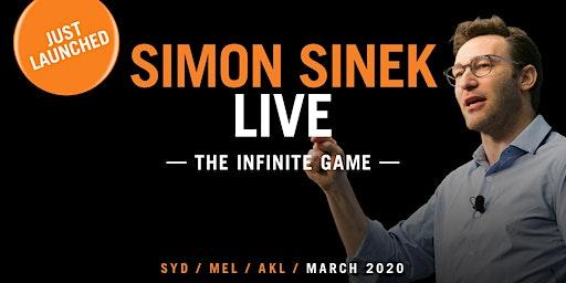 Simon Sinek LIVE (Auckland)