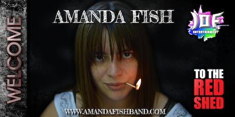 Amanda Fish & Hector Anchondo tickets