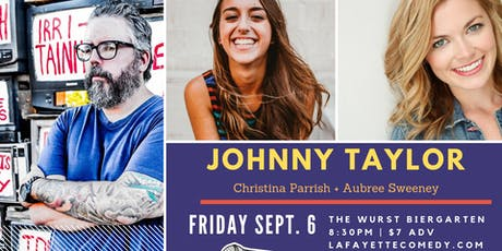 Jazz Cabbage - Johnny Taylor + Christina Parrish + Aubree Sweeney tickets
