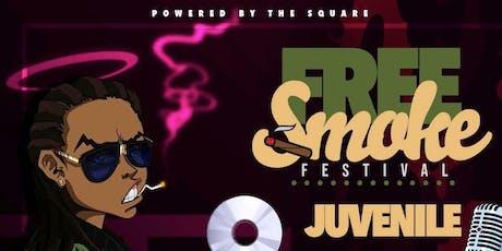 Free Smoke Fest tickets