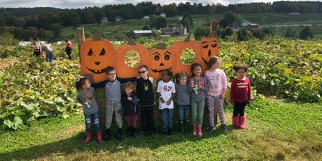 Pumpkin Picking Hayride with Sun, Moon & Stars tickets