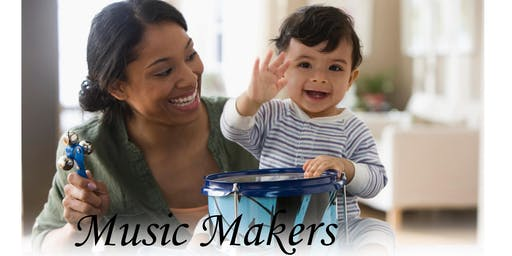 Music Makers in Your Classroom: Best Practices for 0-5 Year Olds
