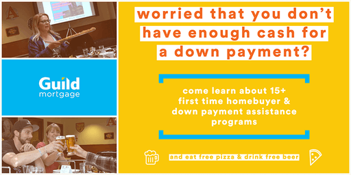 Buyers & Brews  - Learn to Buy a Home With Little $ Down!