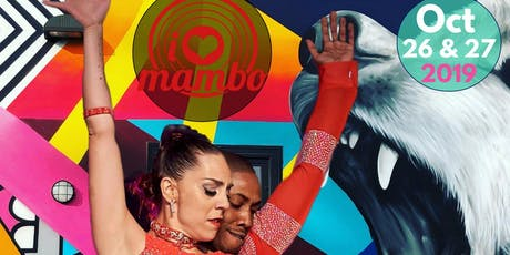 iHeartMambo's - José and Nerea Weekender Sat Oct 26th & Sun 27th 2019 tickets