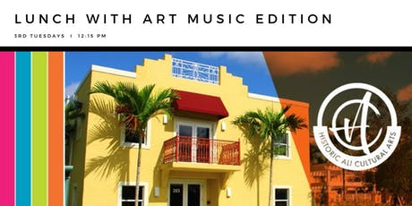 Lunch with Art: The Music Edition tickets