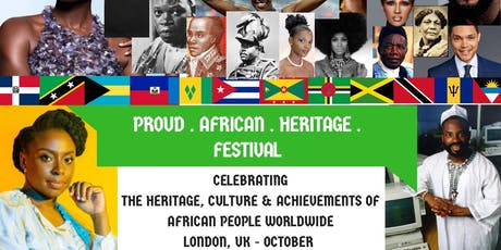 PROUD AFRICAN HERITAGE FESTival tickets
