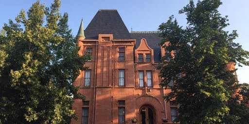 DOD: Mansions of Capitol Hill Walking Tour