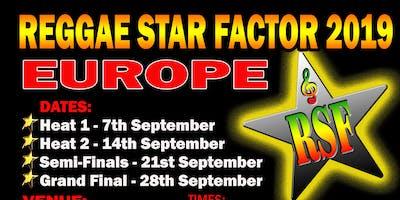 Reggae Star Factor Europe