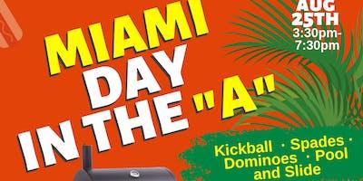 Miami Day in the A