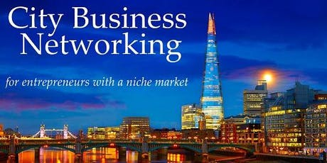 City Business Networking - Lunch tickets